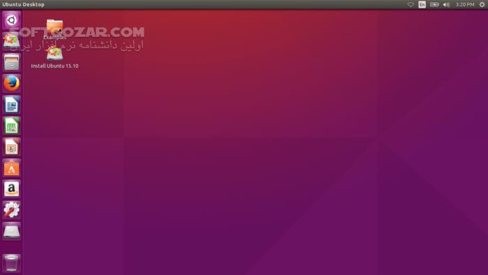 Ubuntu 19 10 19 04 18 10 18 04 2 LTS 17 10 1 Full تصاویر نرم افزار  - سافت گذر