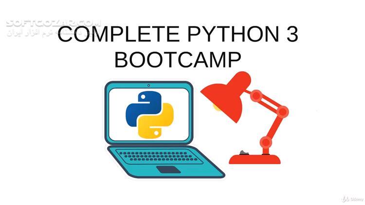 Udemy Complete Python Bootcamp Go from zero to hero in Python 3 2019 1 تصاویر نرم افزار  - سافت گذر