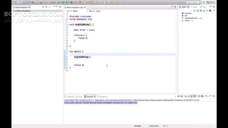 Udemy Learn Advanced C Programming تصاویر نرم افزار  - سافت گذر