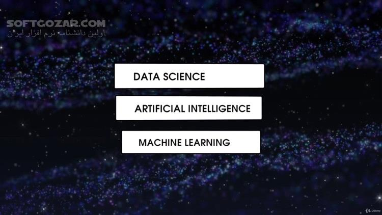 Udemy Machine Learning, Data Science and Deep Learning with Python تصاویر نرم افزار  - سافت گذر