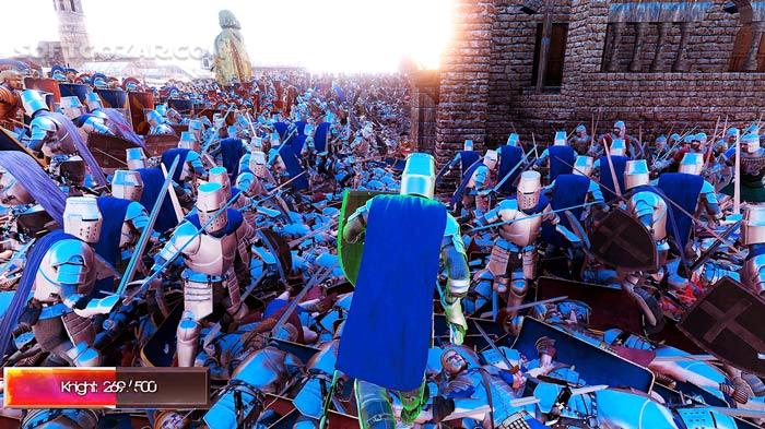 Ultimate Epic Battle Simulator تصاویر نرم افزار  - سافت گذر