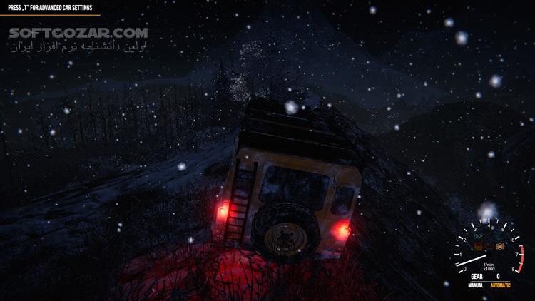 Ultra Off Road Simulator 2019 Alaska تصاویر نرم افزار  - سافت گذر