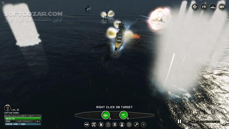 Victory At Sea تصاویر نرم افزار  - سافت گذر