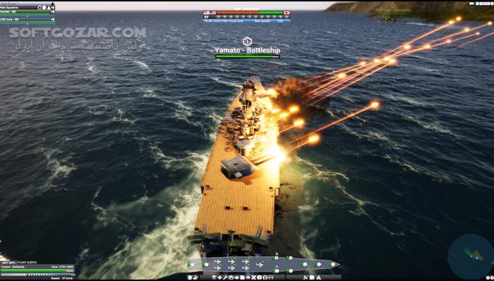 Victory At Sea Pacific v1 9 0 Update v1 9 2 تصاویر نرم افزار  - سافت گذر