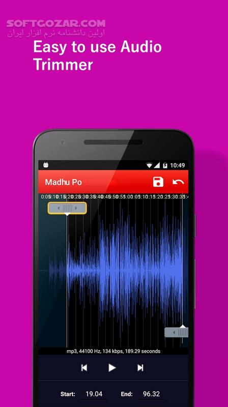 Video to mp3 1 0 5 for Android 2 3 3