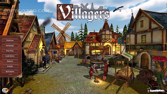 Villagers تصاویر نرم افزار  - سافت گذر