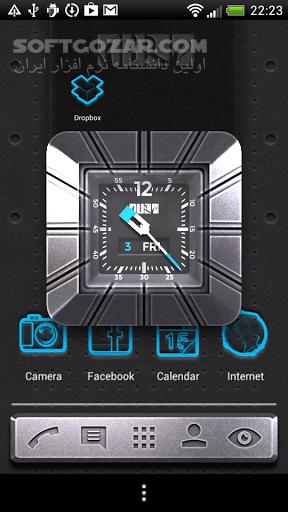 Vire Launcher Premium 1 12 13 for Android 2 2 تصاویر نرم افزار  - سافت گذر