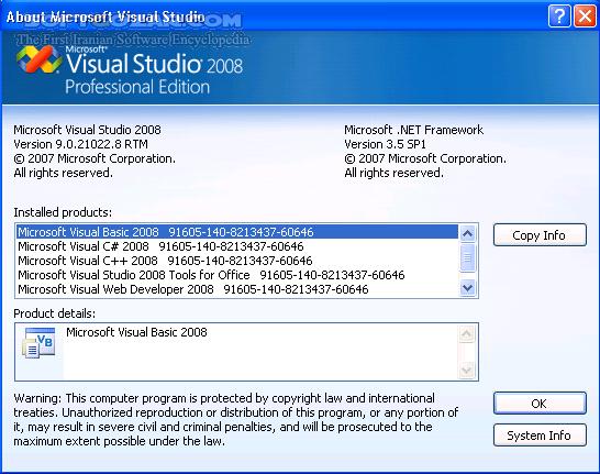 Visual Studio 2008 Team System SP1 MSDN Library تصاویر نرم افزار  - سافت گذر