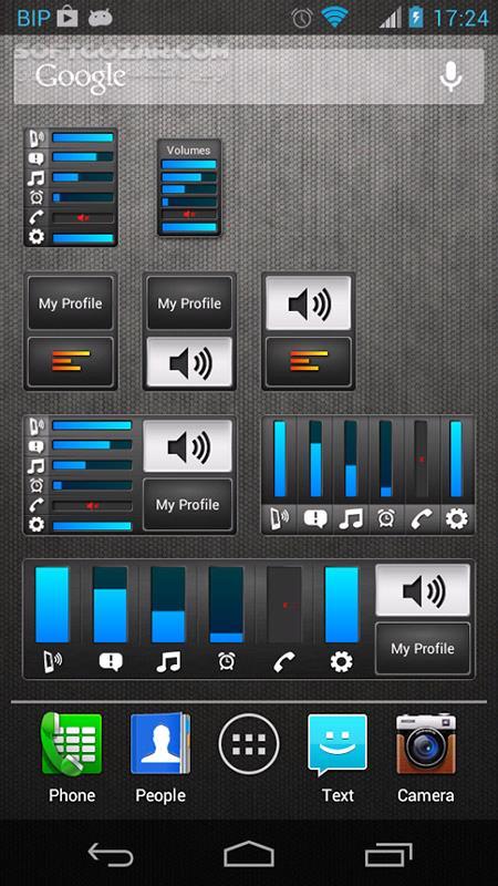 Volume Ace 3 4 5 for Android 2 0 تصاویر نرم افزار  - سافت گذر