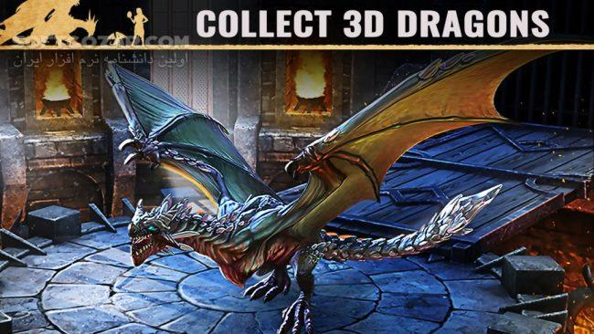 War Dragons 5 10 for Android 4 4 تصاویر نرم افزار  - سافت گذر