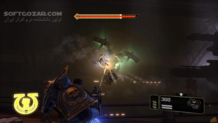 Warhammer 40000 Space Marine تصاویر نرم افزار  - سافت گذر