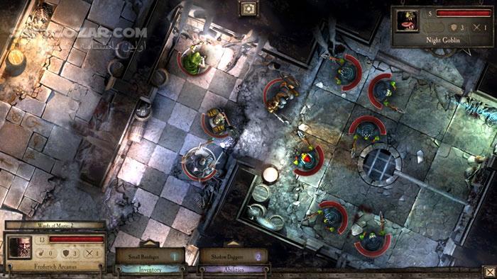 Warhammer Quest تصاویر نرم افزار  - سافت گذر