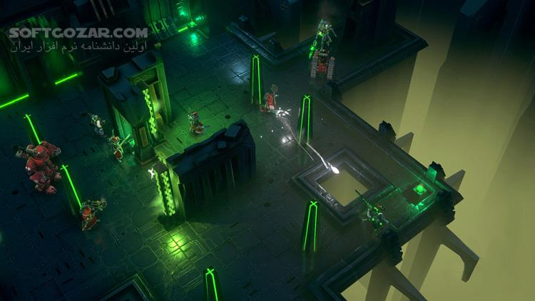Warhammer 40,000 Mechanicus Updates تصاویر نرم افزار  - سافت گذر