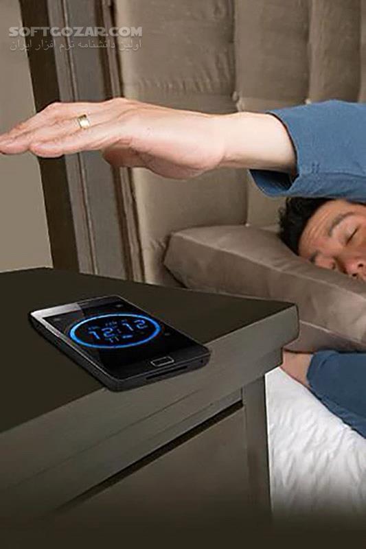 Wave Alarm 3 1 for Android 2 3 تصاویر نرم افزار  - سافت گذر