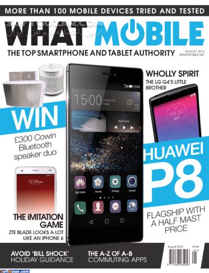 What Mobile Magazine June 2015 May 2016 تصاویر نرم افزار  - سافت گذر