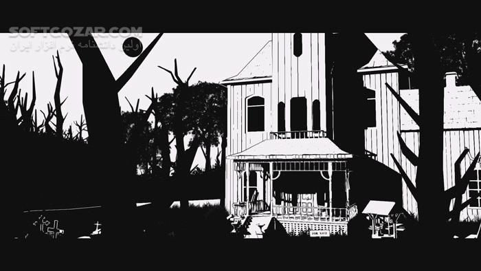 White Night تصاویر نرم افزار  - سافت گذر