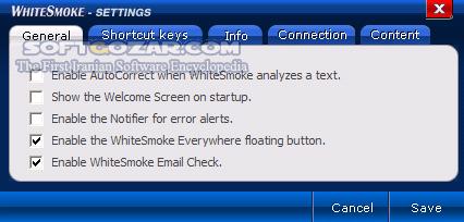 WhiteSmoke 2012 v1 0 6034 13130 تصاویر نرم افزار  - سافت گذر