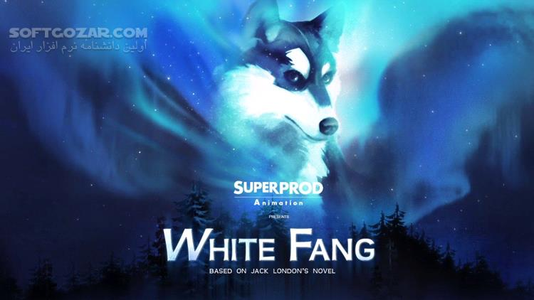 White Fang 2018 تصاویر نرم افزار  - سافت گذر