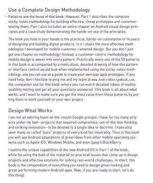 Android Design Patterns تصاویر نرم افزار  - سافت گذر