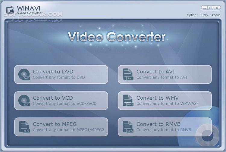 WinAVI Video Converter 11 6 1 4734 تصاویر نرم افزار  - سافت گذر