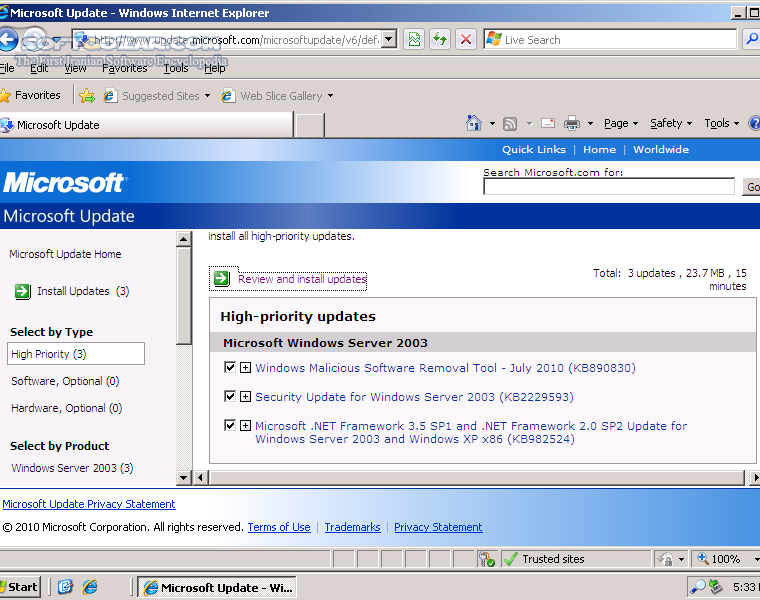Windows Server 2003 Enterprise SP2 x64 October 2012 SATA x86 SP1 2 Vol تصاویر نرم افزار  - سافت گذر