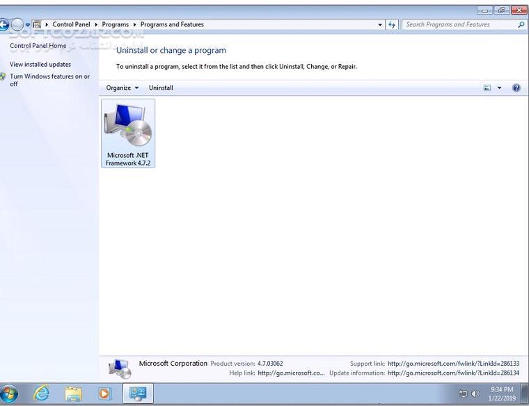 Windows 7 SP1 Ultimate November 2019 تصاویر نرم افزار  - سافت گذر