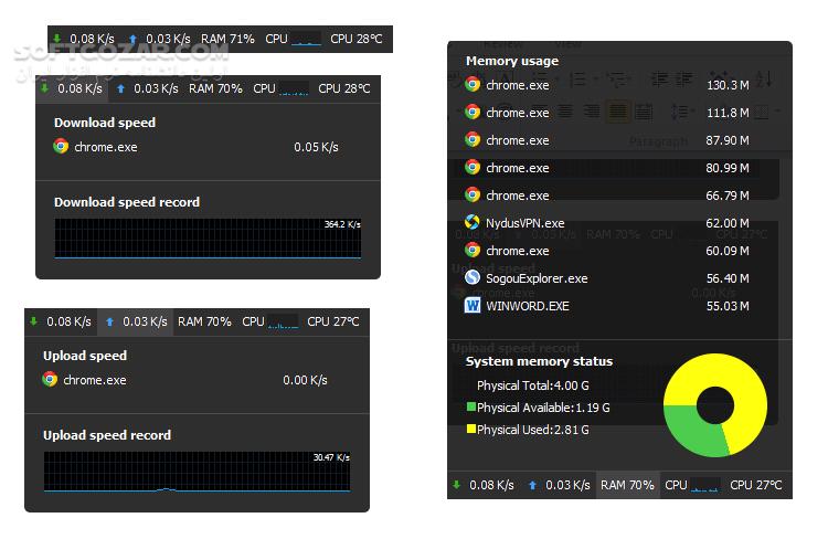 Wise System Monitor 1 5 2 126 تصاویر نرم افزار  - سافت گذر