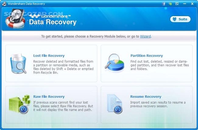 Wondershare Recoverit Ultimate 8 3 0 12 Photo Recovery macOS تصاویر نرم افزار  - سافت گذر