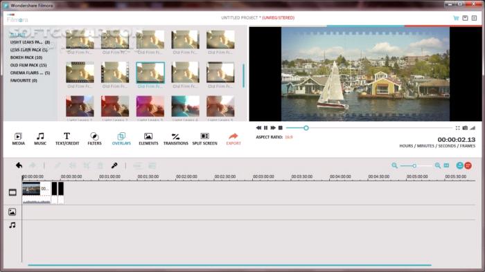 Wondershare Filmora 9 1 5 1 Portbale Effect Packs 8 7 6 2 Effect Packs Set Pack macOS 9 1 4 8 Effect Packs تصاویر نرم افزار  - سافت گذر