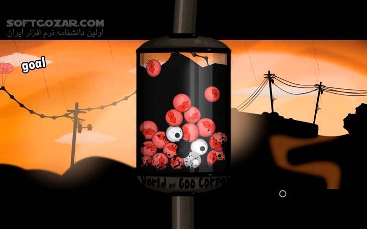 World of Goo تصاویر نرم افزار  - سافت گذر