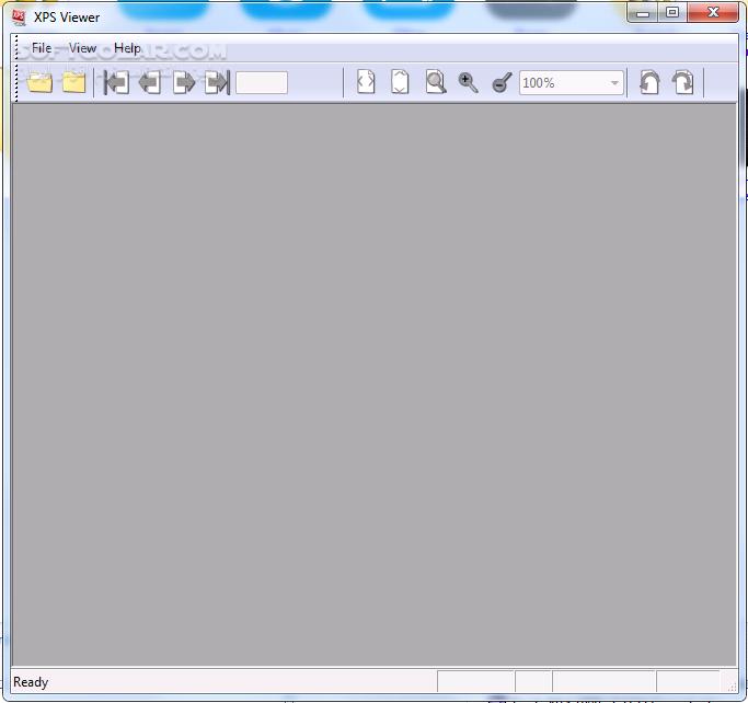 XPS Viewer 1 0 تصاویر نرم افزار  - سافت گذر