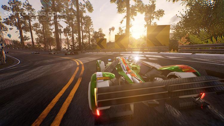 Xenon Racer Update 2 REPACK تصاویر نرم افزار  - سافت گذر