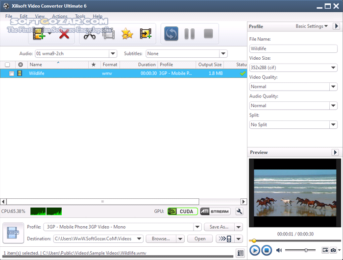Xilisoft video converter ultimate 6 review