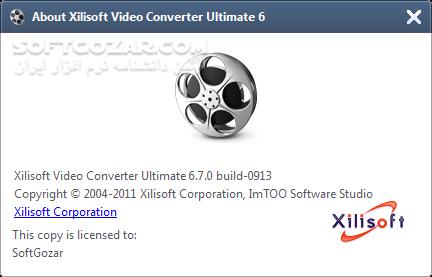 Xilisoft Video Converter Ultimate 7 8 23 Build 20180925 Win Mac تصاویر نرم افزار  - سافت گذر