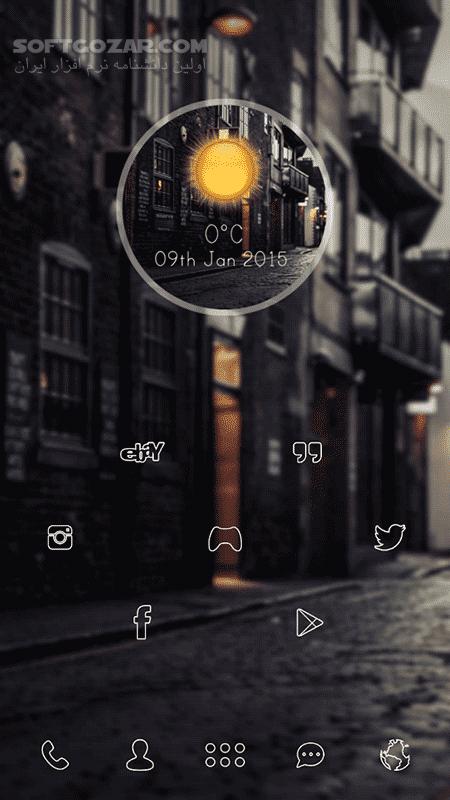 Cobo Launcher 2 4 9 for Android 4 1 تصاویر نرم افزار  - سافت گذر