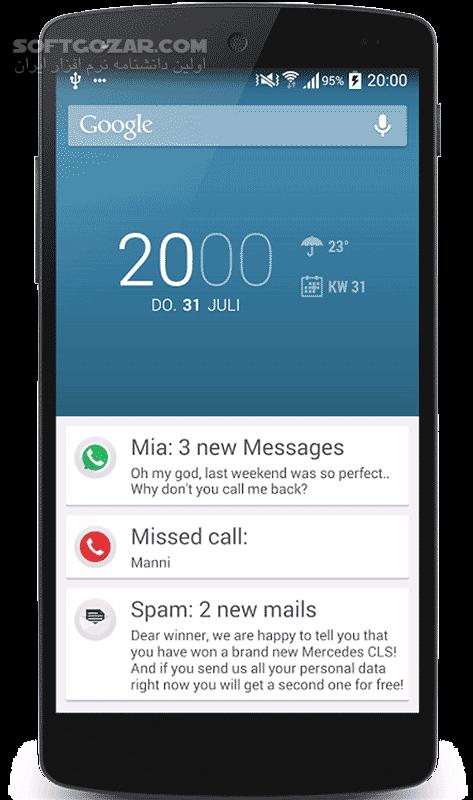 Floatify Pro 11 61 for Android 4 1 تصاویر نرم افزار  - سافت گذر