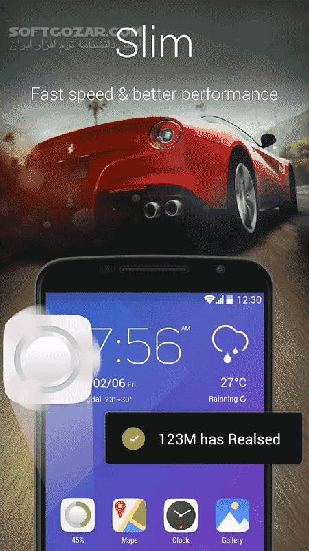 GO Launcher EX Prime 5 15 Prime VIP 3 20 for Android 2 2 تصاویر نرم افزار  - سافت گذر