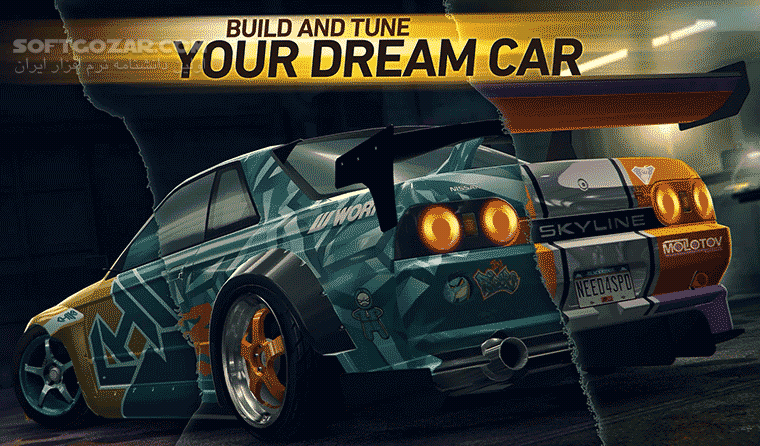 Need for Speed No Limits 3 4 5 for Android 4 0 تصاویر نرم افزار  - سافت گذر