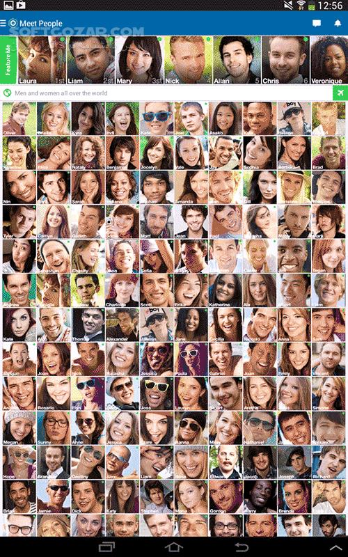 Skout 5 3 0 for Android 4 0 تصاویر نرم افزار  - سافت گذر
