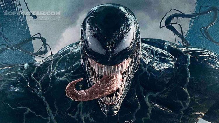 Venom 2018 تصاویر نرم افزار  - سافت گذر