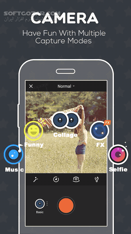 VivaVideo Pro Video Editor 6 0 1 Free 7 12 5 for Android 4 0 تصاویر نرم افزار  - سافت گذر