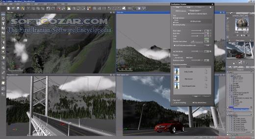 Vue xStream Pro 2016 R6 Build 602995 x64 تصاویر نرم افزار  - سافت گذر