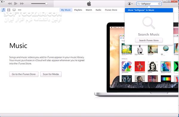 iTunes 12 9 3 3 Mac تصاویر نرم افزار  - سافت گذر