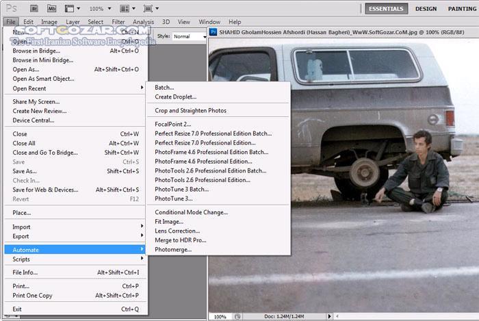 onOne Perfect Photo Suite 9 5 1 1646 Premium Win Mac x64 تصاویر نرم افزار  - سافت گذر