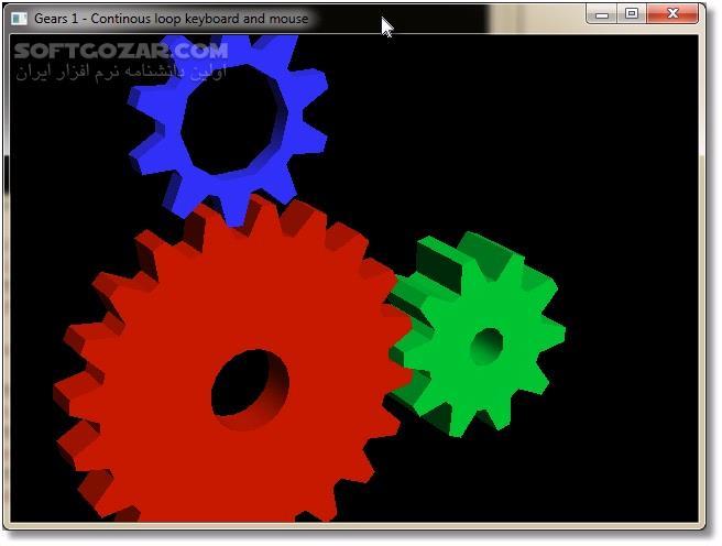 OpenGL 2 0 0 Extension Viewer 6 0 5 تصاویر نرم افزار  - سافت گذر