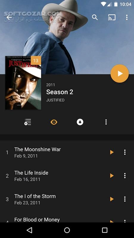 Plex for Android Full 6 18 0 4847 for Android 4 1 تصاویر نرم افزار  - سافت گذر