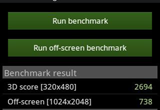 دانلود 3DRating Benchmark 1.2.3 for Android
