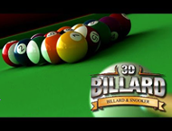 دانلود 3D Pool Billiards and Snooker