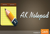 دانلود AK Notepad 2.4.6 for Android
