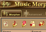 دانلود AV Music Morpher Gold 5.0.41 + Portable